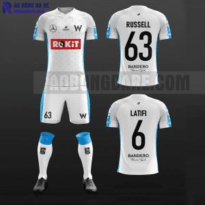 Áo bóng đá giá rẻ tại thái bình ABDR41